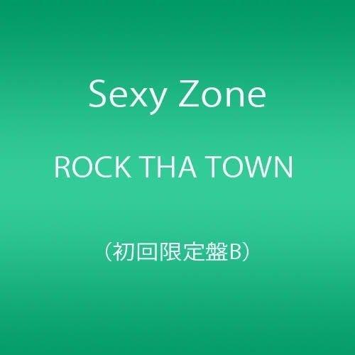 ROCK THA TOWN 初回限定盤B(DVD付)