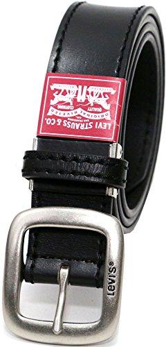 (リーバイス) Levis ベルト メンズ 本革 3color Free ブラック