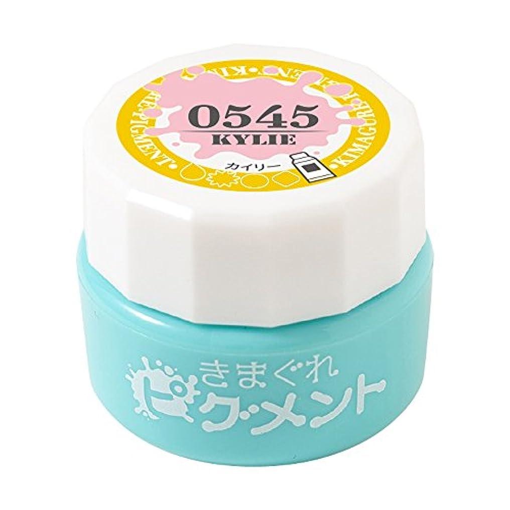 刺繍食事細分化するBettygel きまぐれピグメント カイリー QYJ-0545 4g UV/LED対応