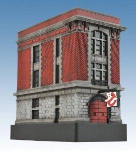 Diamond Select Toys (ダイヤモンドセレクトトイ) Ghostbusters (ゴーストバスターズ) Firehouse Light-Up Mini Statue フィギュア おもちゃ 人形 (並行輸入)