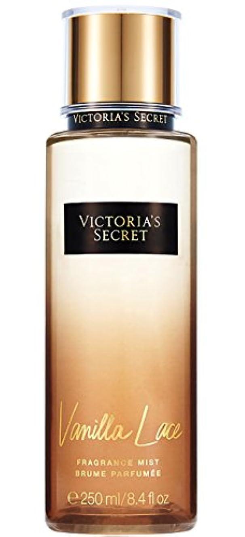 チャーター低下なだめるヴィクトリアシークレット VICTORIA'S SECRET バニラレース ボディミスト フレグランス コスメ 250ml[平行輸入品]