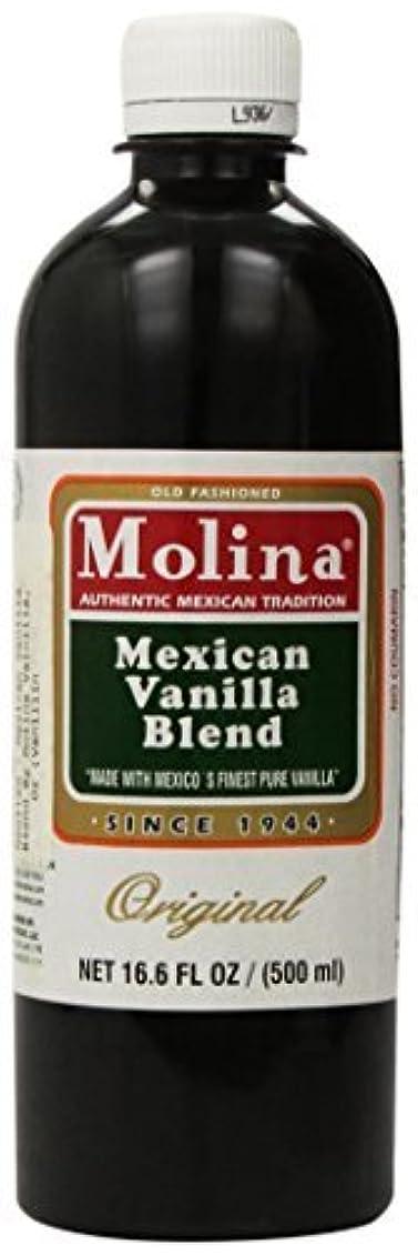 タックリル植物学者Mexican Vanilla Blend By Molina Vainilla 16.6 Oz (Vanillin Extract) [並行輸入品]