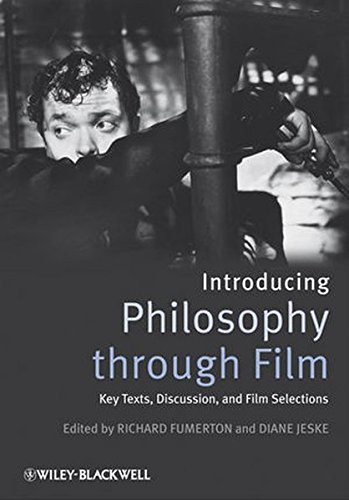 an introduction to the philosophy in film This lecture introduces epistemology, explains the questions such a field investigates, look what it means to obtain knowledge, and why the need for such a f.
