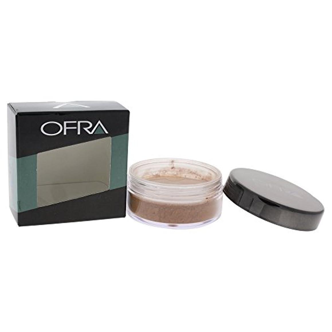 基本的な乳製品ネイティブDerma Mineral Makeup Loose Powder Foundation - Terracotta