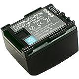 【ロワジャパン社名明記のPSEマーク付】【全機種/純正充電器/残量表示全対応】CANON キヤノン IVIS HF シリーズ の BP-809 互換 バッテリー