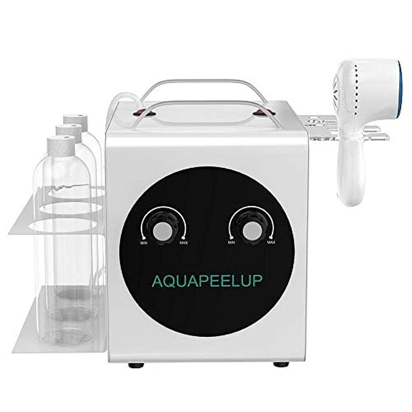 むさぼり食う今まで不注意酸素注入機、効果的に深い気泡と滑らかなしわ、白くなり柔らかい毛穴の洗浄機(US-PLUG)