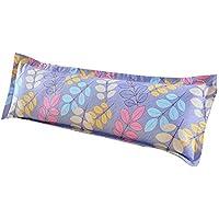 PENGFEI 抱き枕ロングピロークッション三角枕腰枕サイドピロー カップル枕 印刷 ソフトで快適な、 9色、 74/120/150 / 180CM (色 : G g, サイズ さいず : 150x48CM)