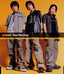 w-inds.「Feel the fate」のジャケット画像
