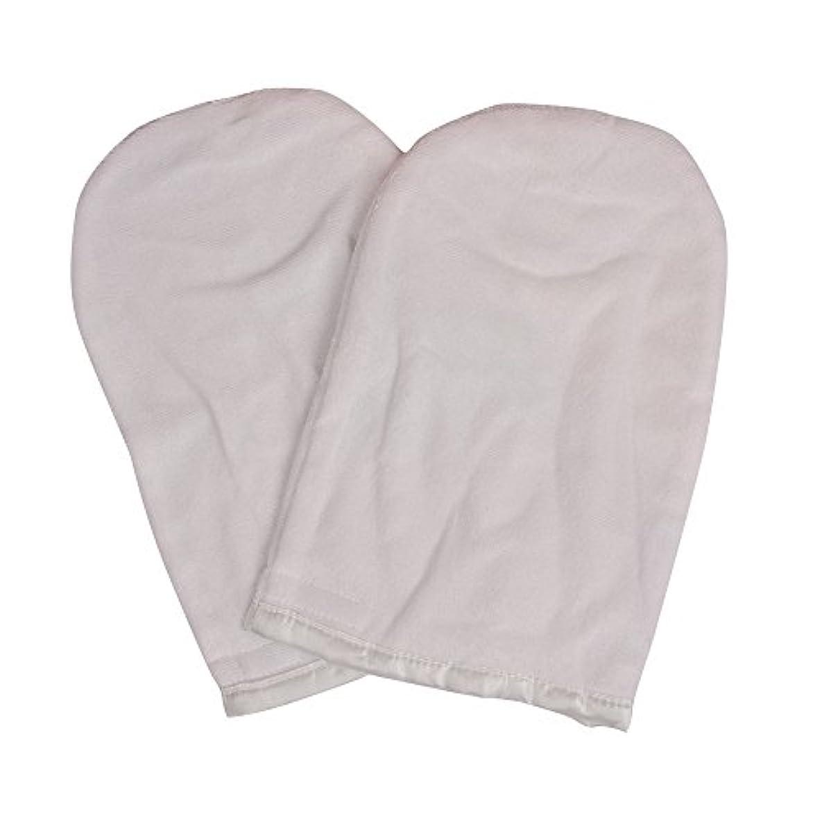 事実所有権鳩パラフィン用ハンドグローブ 全2色 (ホワイト) パラフィンパック パラフィン ハンド グローブ (ハンド用)