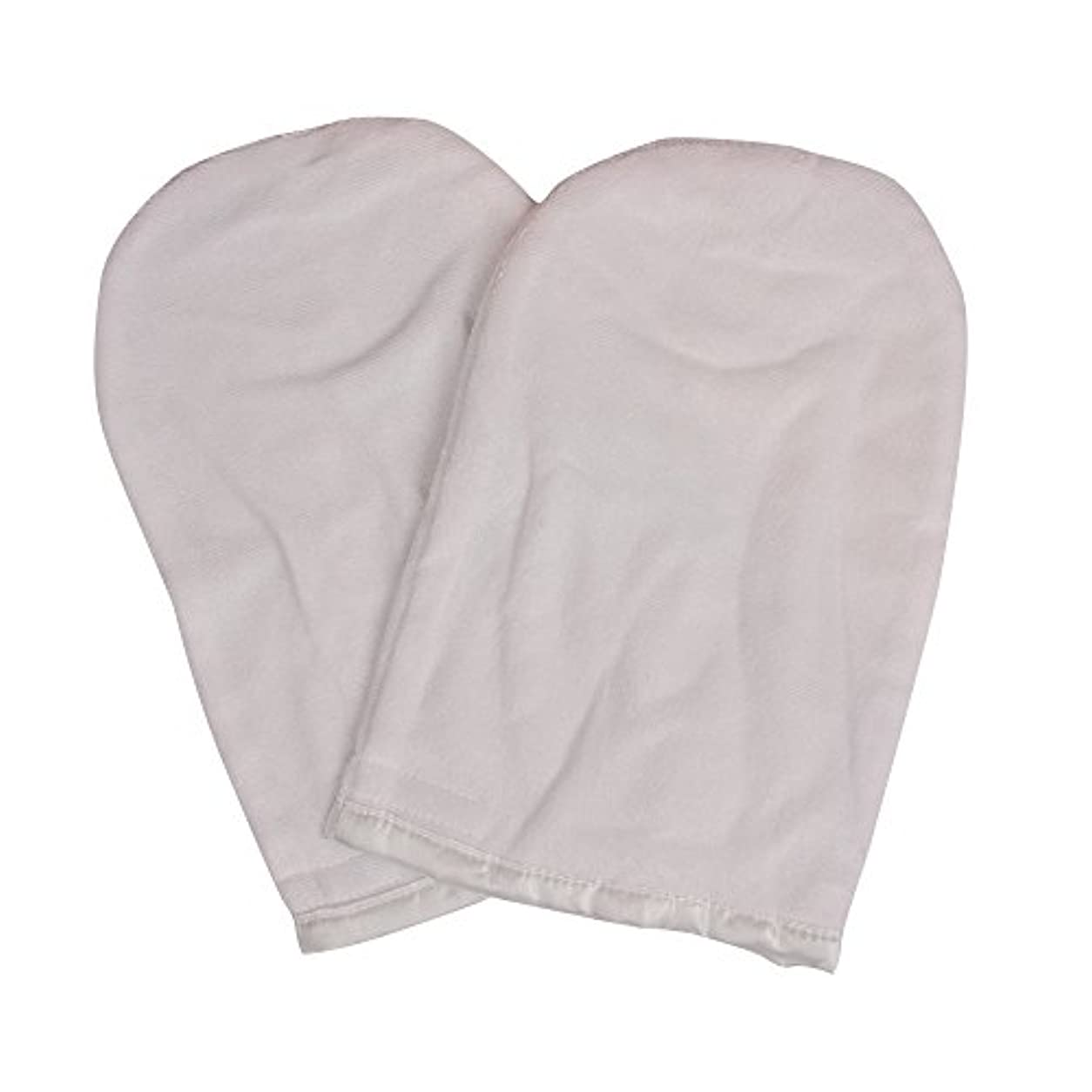アーサー地球政治家パラフィン用ハンドグローブ 全2色 (ホワイト) パラフィンパック パラフィン ハンド グローブ (ハンド用)