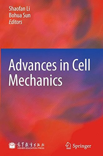 Download Advances in Cell Mechanics 3642175899