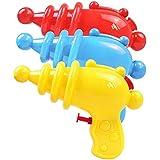 3ピース夏水鉄砲子供のビーチ風呂漂流おもちゃ水鉄砲スプリンクラー節水銃のおもちゃ子供ギフトのおもちゃ ( Color : Multi-colored , Size : S )