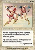 Magic: the Gathering - Test of Endurance - Judgment - Foil