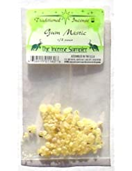 Gum Mastic Incense Packaged in 3