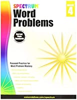 Word Problems Workbook Grade 4 [並行輸入品]