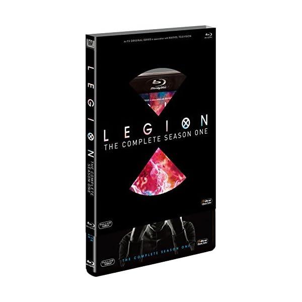 レギオン ブルーレイBOX [Blu-ray]の紹介画像3