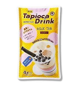 タピオカドリンク ミルクティー(65g×4)冷凍