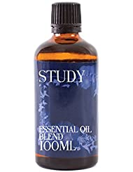 Mystic Moments | Study Essential Oil Blend - 100ml - 100% Pure