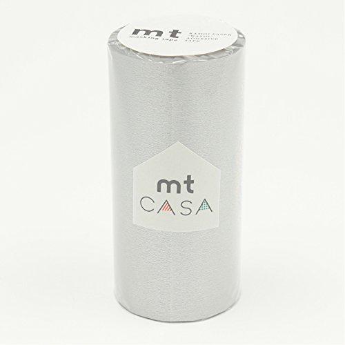 RoomClip商品情報 - カモ井加工紙 mt CASA 100mm 銀 100mm幅×10m巻き MTCA1059