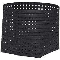 かご バスケット 収納 おしゃれ 天然素材 インテリア 日本製 Bandc Basket L4 ブラック