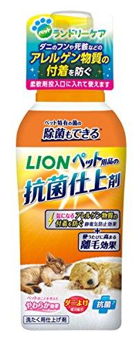 ライオン ペット用品の抗菌仕上剤 360g
