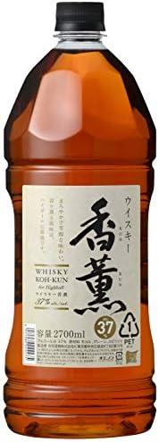 合同酒精 ウイスキー 香薫 [日本 2700ml ]