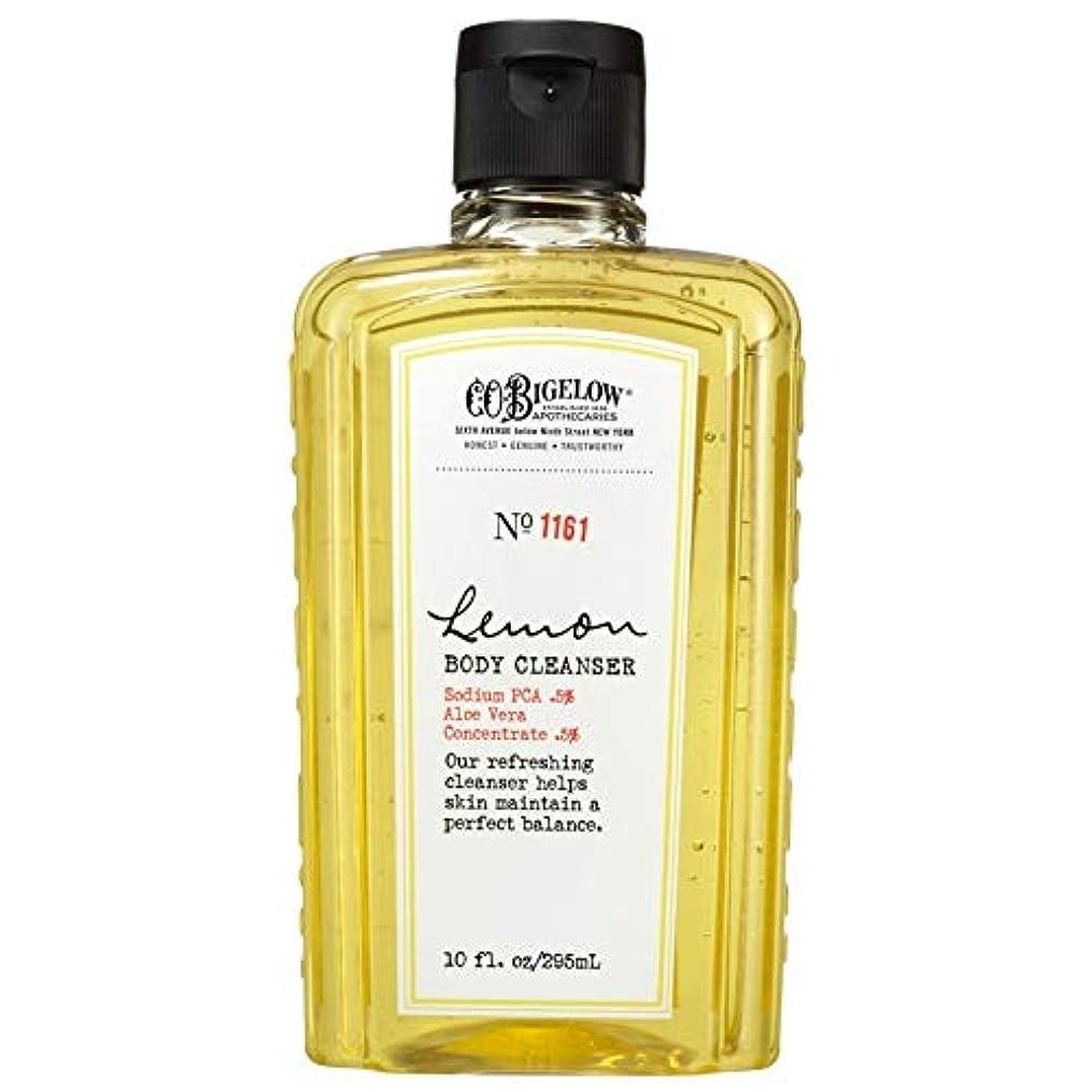 休暇カップ端[C.O. Bigelow] C.O.ビゲローレモンボディクレンザー - C.O. Bigelow Lemon Body Cleanser [並行輸入品]