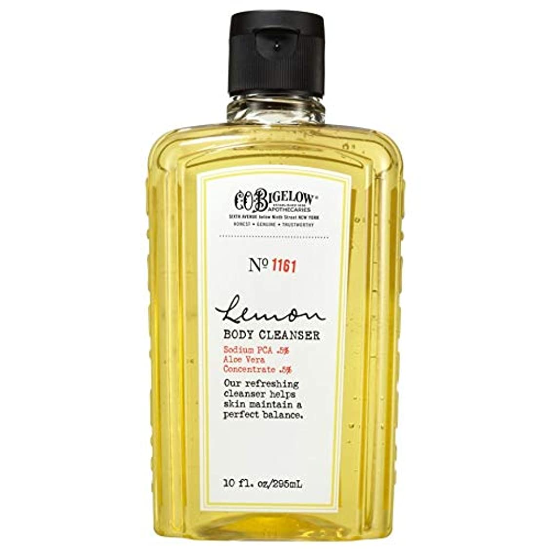 ビジネスエチケット持参[C.O. Bigelow] C.O.ビゲローレモンボディクレンザー - C.O. Bigelow Lemon Body Cleanser [並行輸入品]