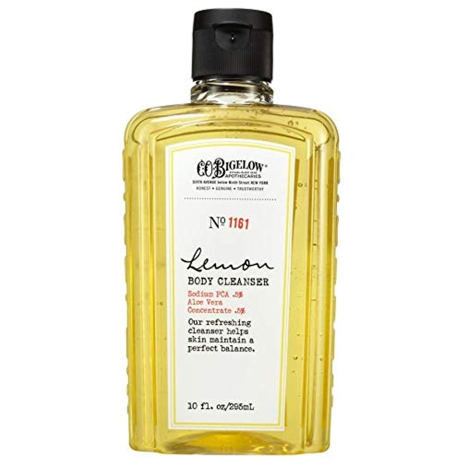 罰ヒステリックひどく[C.O. Bigelow] C.O.ビゲローレモンボディクレンザー - C.O. Bigelow Lemon Body Cleanser [並行輸入品]