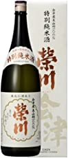 榮川 特別純米酒 1800ml [福島県]