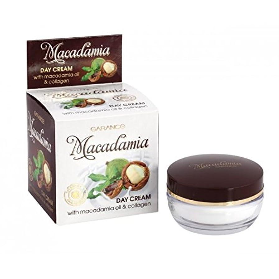 マイクロプロセッサしたい放置Macadamia マカダミアフェイスデイクリーム 50ml