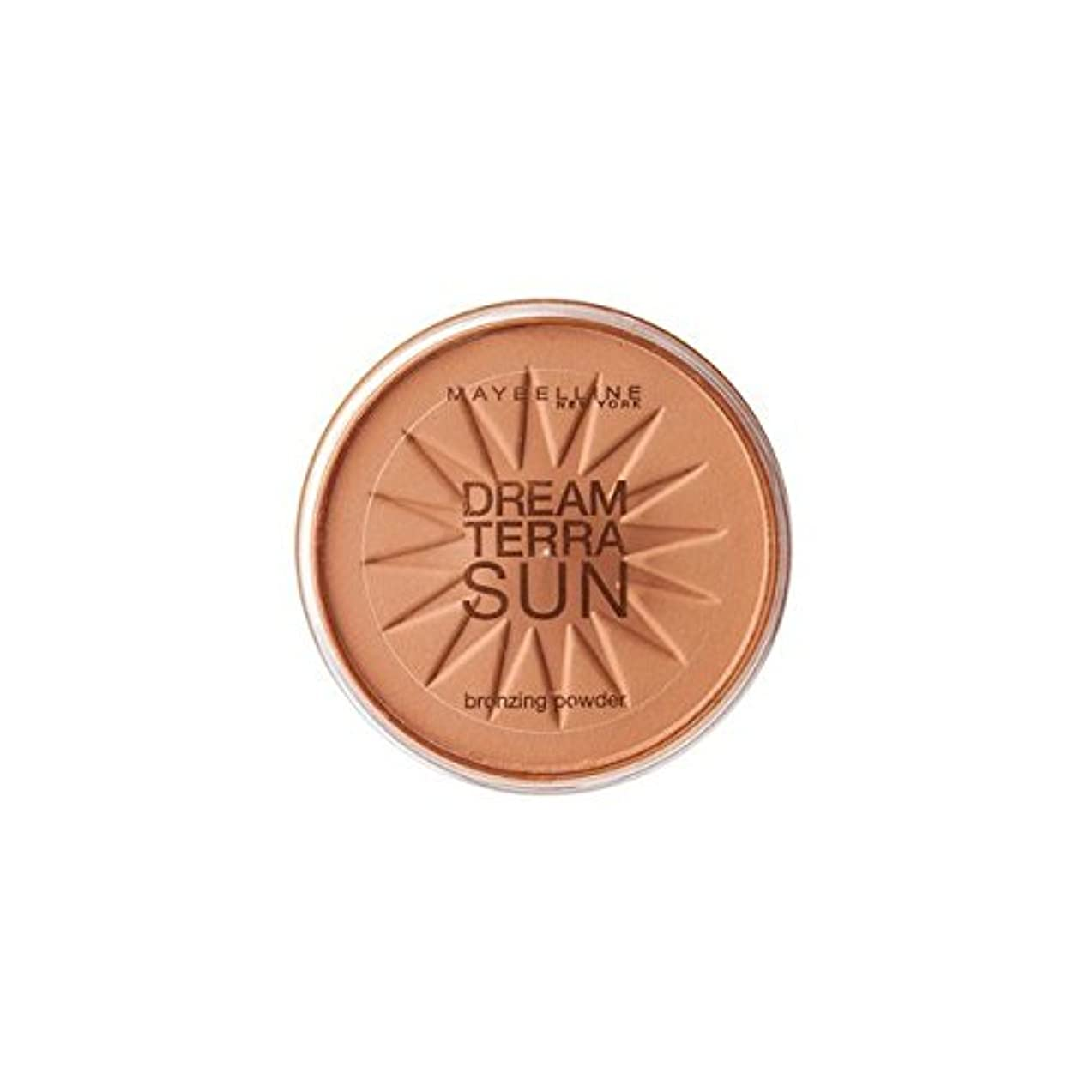すみません行う取り消すGemey Maybelline Dream TerraSun Poudre de Soleil 03 Bronze