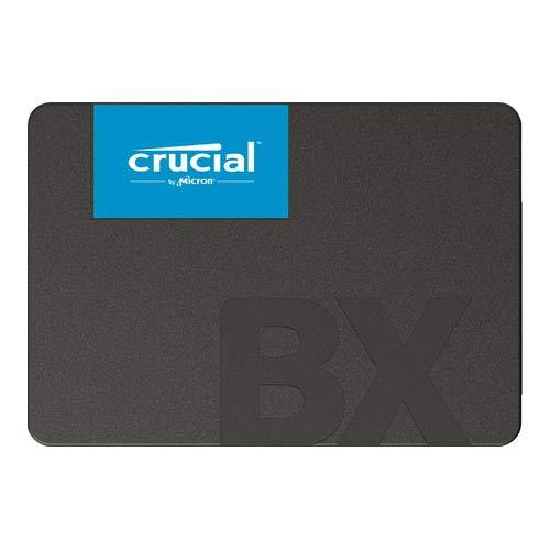 Crucial SSD 内蔵2.5インチ SATA接続 BX500 シリーズ 120GB 国内正規代理店品 CT120BX500SSD1JP