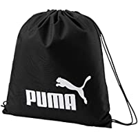 PUMA 07494301 PUMA Phase Gym Sack, Black