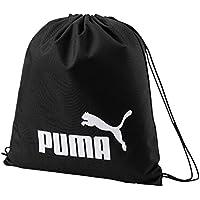 PUMA 07494301 PUMA Phase Gym Sack, Black