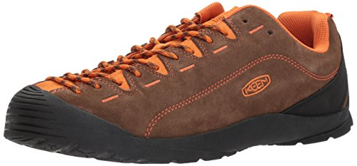 [キーン] KEEN メンズ スニーカー Jasper Dark Earth/Burnt Orange 28cm(US 10) | 1017350