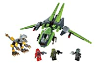 Hasbro - Kre-O - Transformers - Lockdown Air Raid - 5010994783822