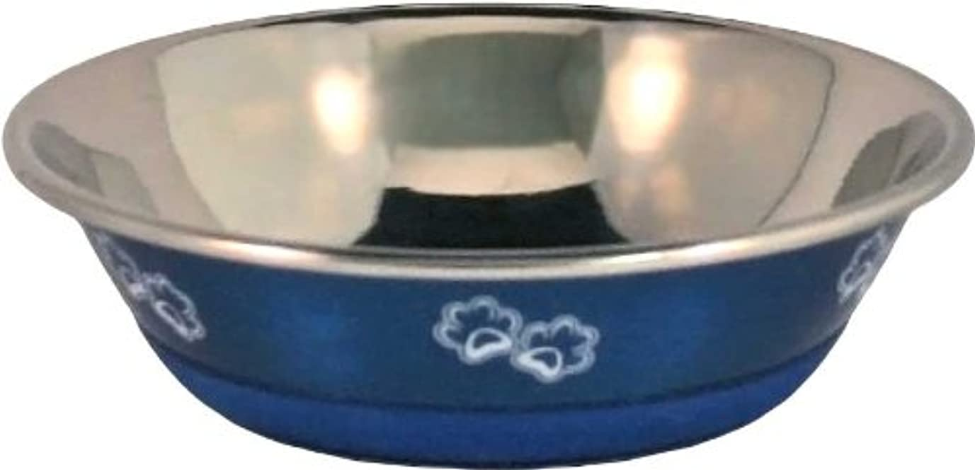 OurPets Premium Durapet Blue Dog Bowl Extra Small by Our Pets