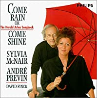 Come Rain Or Come Shine - The Harold Arlen Songbook / McNair, Previn