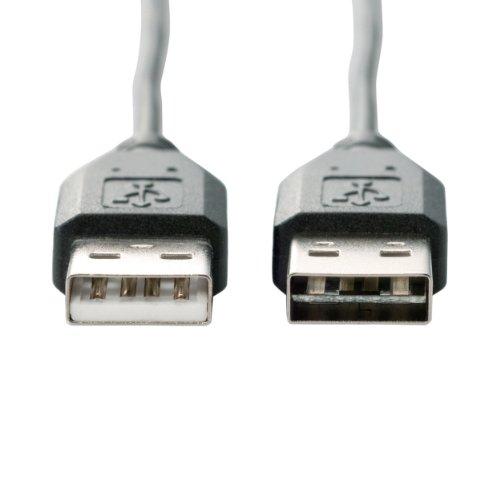 USB2.0ケーブル リバーシブルコネクタ A-MicroBタイプ ノーマル/1m ブラック U2C-DAMB10BK 1個
