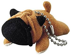 ELECOM KCT-DOG4S 動物クリーナー(パグ)<Chibi Groomy>