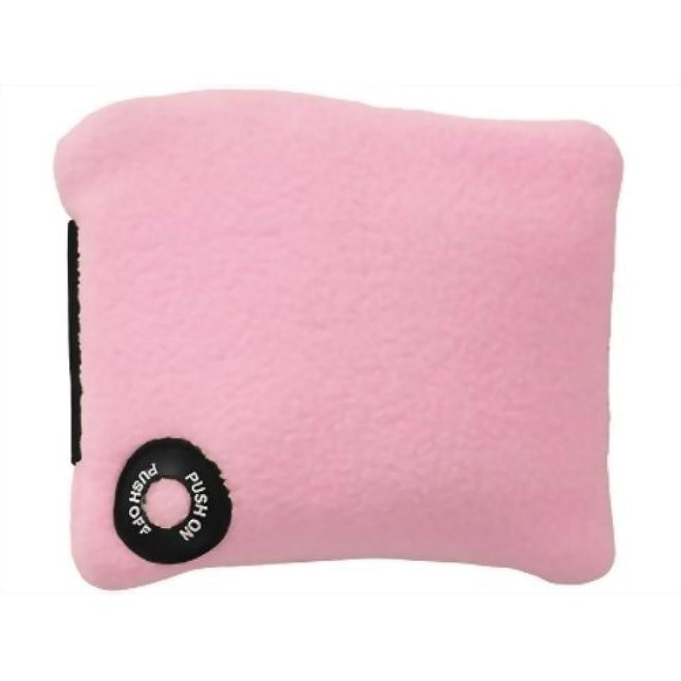 電気留め金日曜日ぶるる 足用 ピンク フリーサイズ