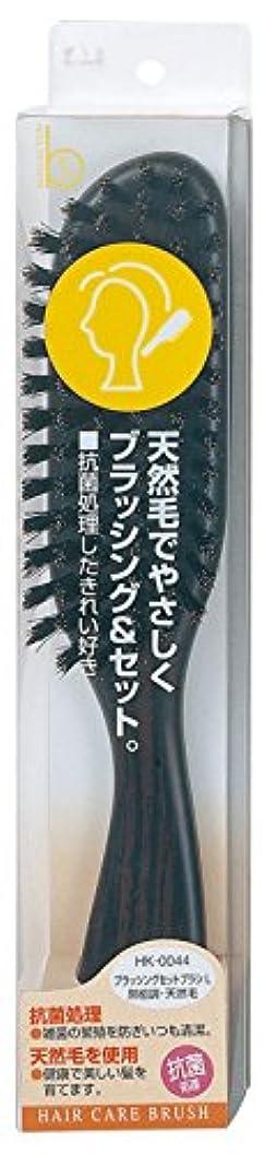 読書調整する絶妙貝印 Beセレクション ブラッシングセットブラシ L S型 HK0044
