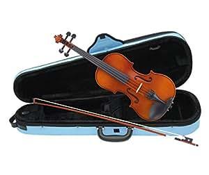 カルロジョルダーノ  バイオリンアウトフィット VS-1C 4/4 みずいろケース