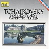 Symphony 4 / Capriccio Italien