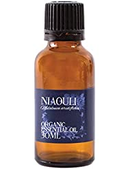 Niaouli Organic Essential Oil - 30ml - 100% Pure