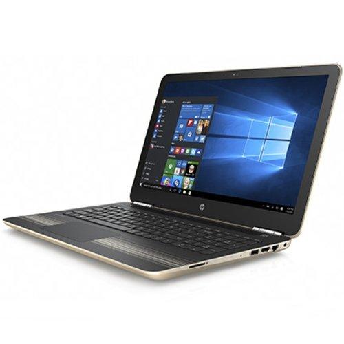 【フルHD液晶/Office セット】 HP Pavilion 15-au100 Windows10 Home 64bit Corei5-7200U 8GB 大容量1TB DVDスーパーマルチ 高速無線LAN IEEE802.11ac/a/b/g/n Bluetooth 92万画素webカメラ 10キー付バックライトキーボード B&O Playデュアルスピーカー 15.6型フルHD液晶ノートパソコン モダンゴールド KINGSOFT Office同梱