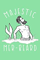 Majestic Mer Beard: Personal Goal Journal