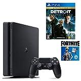 【プライムデー特別価格】PlayStation 4 フォートナイト ネオヴァーサバンドル + Detroit: Become Human セット (ジェット・ブラック) (CUH-2200AB01)