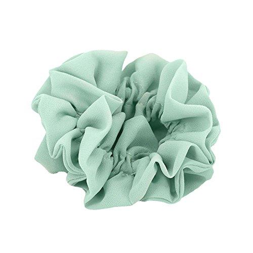 [해외]파스텔 컬러 쉬폰 슈슈 hairaccessory 루삐스/Pastel color chiffon chou sho hairaccessory lupis